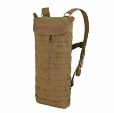 CONDOR MOLLE Modular 2.5L Water Hydration Carrier + Bladder HCB-498 COYOTE BROWN