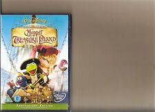 DISNEYS MUPPET TREASURE ISLAND DVD DISNEY KIDS ANNIVERSARY EDTION