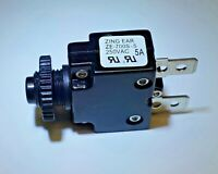 ZE700S-5A Zing Ear thermal circuit breaker replaces Airpax, Carling, P&B, eaier
