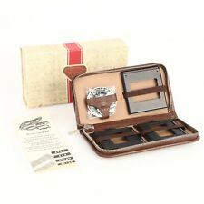 ~Rolleicord 24 Exposure Kit w Leather Case & Box [MINT]
