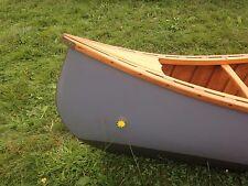 E. M. White light tripper 16' Azland Canoe Co. Henniker Nh. Tom Seavey