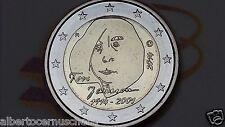 2 euro 2014 FINLANDIA 100 Tove JANSSON Finlande Finland Suomi Finnland Финляндия