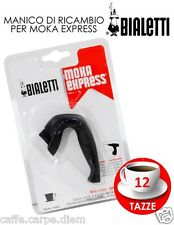 Bialetti Ricambi MANICO per moka 12 tazze handle Griff für Mokka coffee express