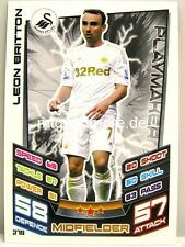 Match Attax 2012/13 Premier League - #279 Leon Britton - Swansea