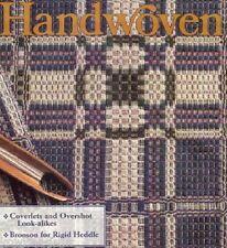 Handwoven magazine jan/feb 1994:overshot;bronson;tow els