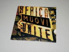 AFRICA UNITE - MUOVI - CD SINGLE CARDBOARD SLEEVE - 1997 - BLACK OUT - REGGAE