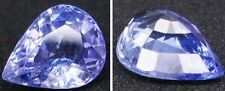 Natural Violet Blue Tanzanite Facet Gemstone 1.60Ct