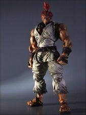 Super Street Fighter IV Play Arts Kai Vol. 2 Action Figure Gouki Akuma White