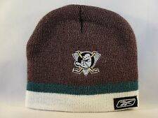 Infant Size NHL Anaheim Ducks Reebok Knit Hat Beanie