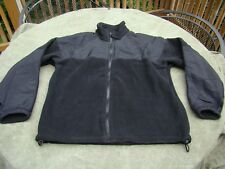 Navy NWU GORE-TEX PARKA LINER Black Polartec Fleece Jacket  Medium / Short