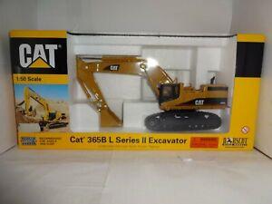 Norscot, Cat 365 L Series II Excavator, 1/50 scale, #55058