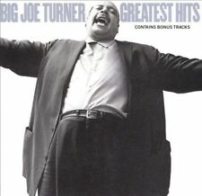 BIG JOE TURNER - Big Joe Turner's Greatest Hits CD - Atlantic Jazz 1999