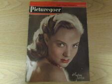 March 1947, PICTUREGOER, Audrey Totter, Charlie Chaplin, Sid Field, Jeanne Crain