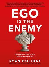 Ego is the Enemy Holiday, Ryan