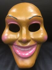 UK FIBREGLASS THE PURGE MOVIE COSTUME FANCY DRESS UP MASK ANARCHY ELECTION YEAR