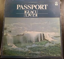 Passport  – Iguaçu  ATCO Records – SD 36-149
