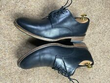 Barneys New York Co OP Men's Oxfords Leather Shoes Boot Size UK 8 Made In ITALY