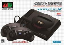 SEGA Mega Drive Mini W Console 2 Controller Japanese Version Classic