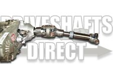Advance Adapters SYE Kit & 1310 CV Driveshaft Jeep Slip Yoke Eliminator TJ YJ XJ