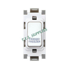 "Deta G3562 Grid Switch Marked ""fridge/freezer"" 20 Amp Double Pole"