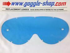 GOGGLE-SHOP LENS for RIP N ROLL RNR HYBRID MOTOCROSS GOGGLES BLUE TINT