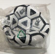 Brand New Brine Phantom Soccer Ball Black and White Size 5