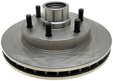 ACDelco 18A737A Front Hub And Brake Rotor Assembly