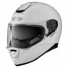 Caberg Drift Motorcycle Helmet M Medium Size Motorbike Full Face White New Solid