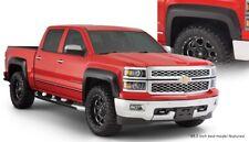 Bushwacker for 15-18 Chevy for Silverado 2500 HD Fleetside Extend-A-Fender Style