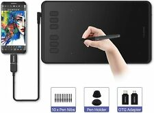 HUION Inspiroy H640P Graphics Drawing Tablet, Stylus PC & Android compatible,