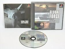 GLOBAL FORCE Ref ccc PS1 Playstation Japan Game p1