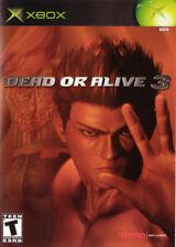 Dead or Alive 3 et officielles XBOX Demo Disc #07 - XBOX-American import-rare