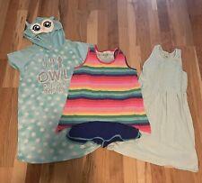 girls size 10/12 summer clothing lot