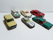 Siku set of 6 Buick OPEL FORD VW Range-Rover cars die cast no boxes used