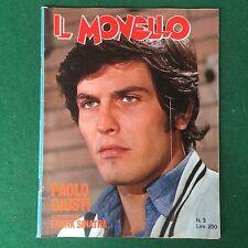 Rivista IL MONELLO n.3/1976 (ITA) PAOLO GIUSTI FRANK SINATRA GLORIA PAUL C.CLAY