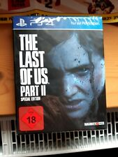 The Last of Us Part II / 2 Special Edition Top Sony PlayStation 4 ps4 game