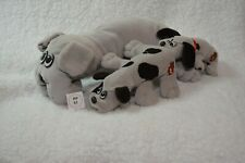 VTG 1985/1986 Pound Puppy/Puppies LOT 1 large, 2 small (51)