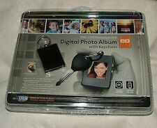 Digital Photo Album Keychain Rechargeable Brand New