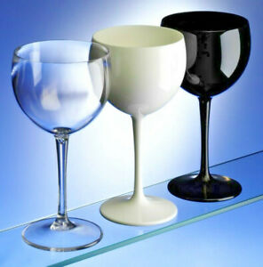 Avenue's Premium Unbreakable Plastic Copa Balloon Gin Glasses (400ml)
