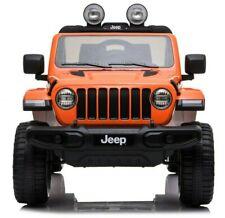 Jeep électrique enfant Wrangler Rubicon - 12V