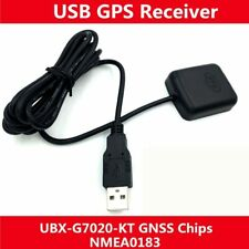 Free Shipping  USB GPS receiver Interface  GPS Module with Antenna Receiver