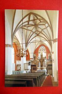 Stralsund - Heiliggeisthospital - Kirche Altar - Ostsee - Mecklenburg Vorpommern