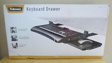 Fellowes 9140303 Office Suites Underdesk Keyboard Drawer