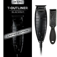Andis Blackout T-Outliner Barber Stylist Trimmer #05110 Limited Edition - NEW