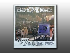 Collectable 1997 Diamondback BMX bicycle, new bikes & products catalog