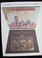 Crosby, Stills, Nash & Young - Songbook for 2 Albums - Out of Print