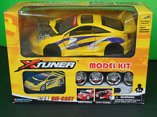 Toyota Celica model kit Die-cast in metallo 1:24 Kentoys 71947