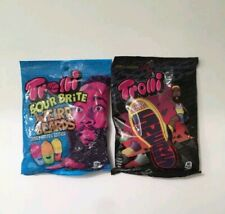 Trolli JAMES HARDEN Collector Edition Sour Brite Weird Beards and Sneakers (x2)