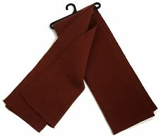 Hommes Treacle Brown Tricot Foulard Cosy