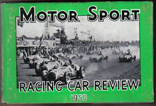 Racing Car Review 1950 by Jenkinson Alta Cisitalia ERA Ferrari MG HRG MG Rover +